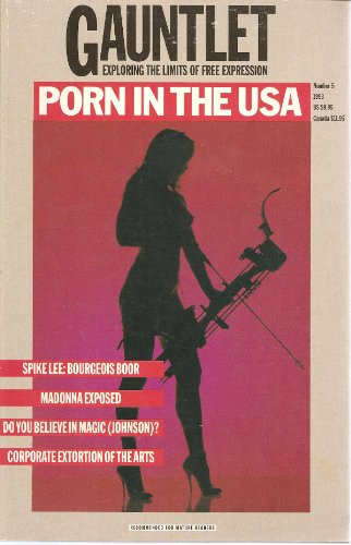 9780962965944: Porn in the USA (Gauntlet)