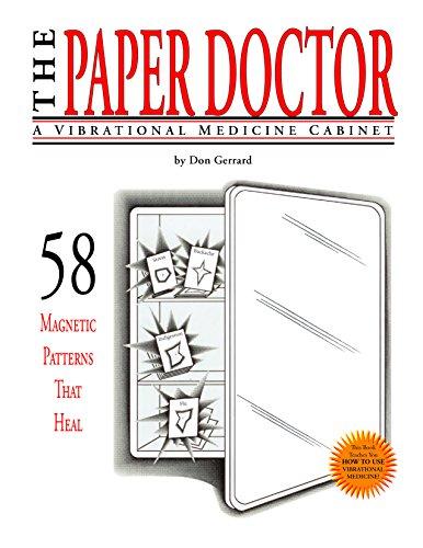 9780962970412: Paper Doctor: A Vibrational Medicine Cabinet
