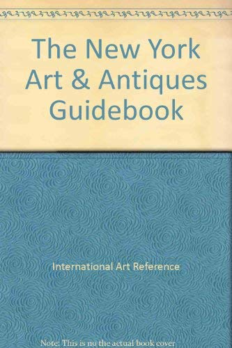 The New York Art & Antiques Guidebook