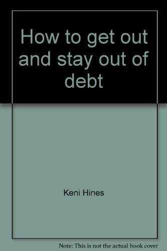 How to get out and stay out: Keni Hines
