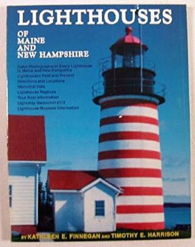 9780962988202: Lighthouses of Maine and New Hampshire