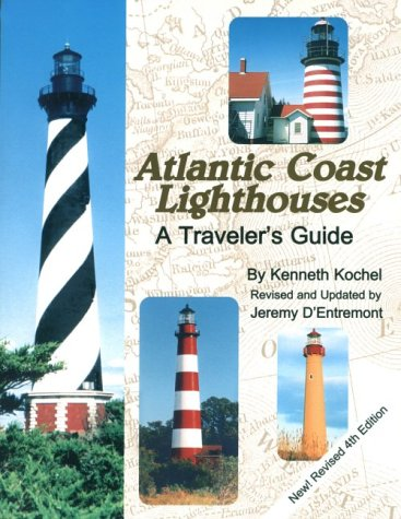 9780962988271: America's Atlantic Coast Lighthouses
