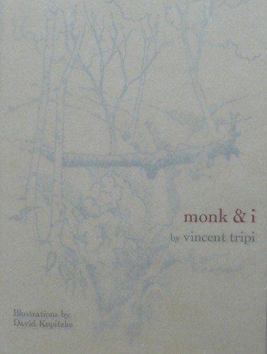 monk & i: Tripi, Vincent and David Kopitzke (Illustrator)