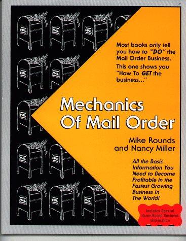 9780962994425: Mechanics of Mail Order