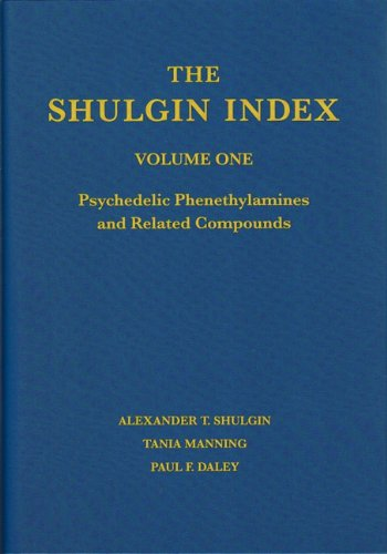 9780963009630: The Shulgin Index: Psychedelic Phenethylamines and Related Compounds