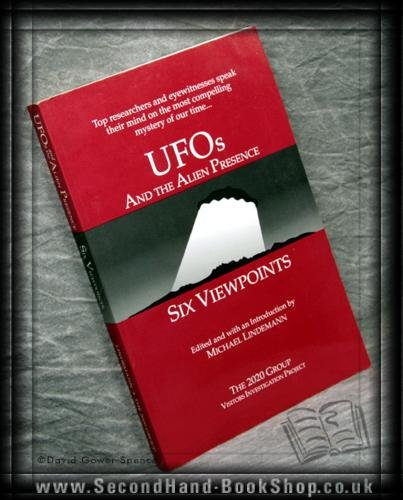 9780963010407: UFOs and the Alien Presence