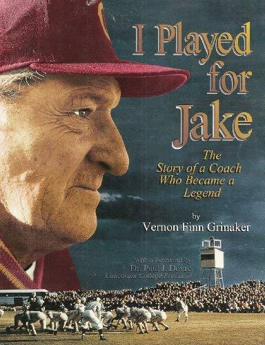 I played for Jake: The story of: Grinaker, Vernon Finn