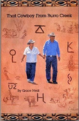 9780963012524: That cowboy from Burro Creek