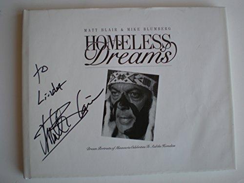 Homeless Dreams: Dream Portraits of Minnesota Celebrities to Aid the Homeless: Blair, Matt