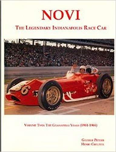 9780963022714: Title: Novi The Legendary Indianpolis Race Car Volume Two