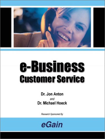 9780963046499: e-Business Customer Service