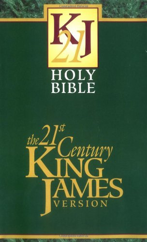 9780963051233: The Holy Bible: 21st Century King James Version : Containing the Old Testament and the New Testament