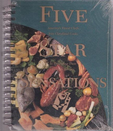 9780963074904: Five Star Sensations America's Finest Chefs