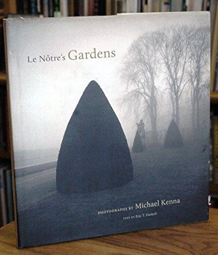 Le Notre's Gardens: Michael Kenna; Eric
