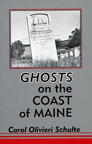 9780963100207: Ghosts on the Coast of Maine