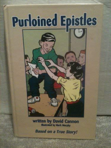 Purloined Epistles: David Cannon