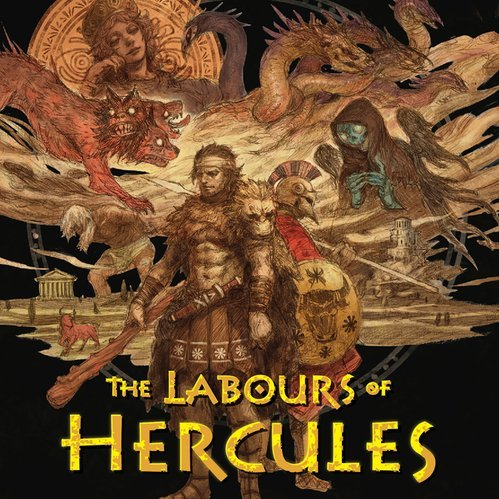 9780963113528: The Labours of Hercules