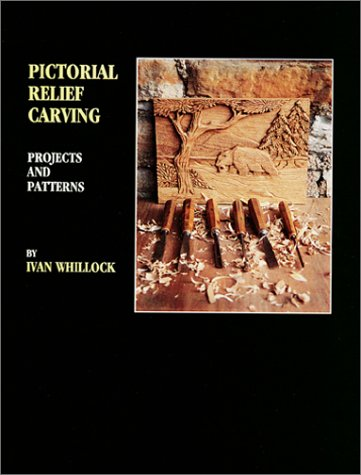 Pictorial Relief Carving: Ivan Whillock