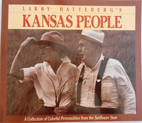 9780963118608: Larry Hatteberg's Kansas People