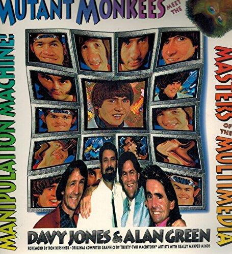 9780963123503: Mutant Monkees Meet the Masters of the Multi-Media Manipulation Machine!