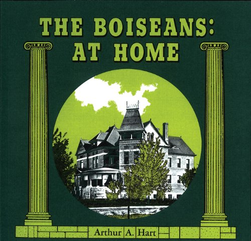 9780963125880: The Boiseans: At Home (Historic Idaho)