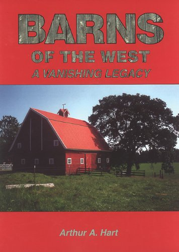 9780963125897: Barns of the West (Historic Idaho)