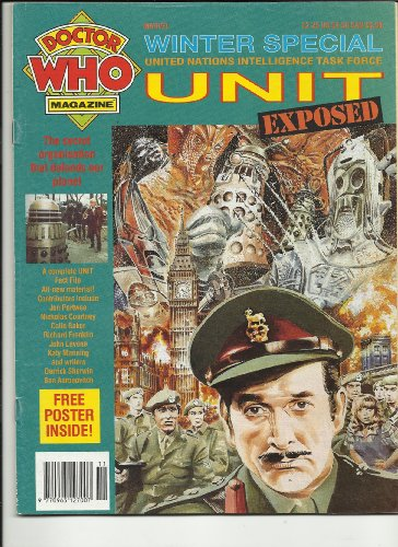 Dr. Who Magazine Winter Special: UNIT Exposed (0963127519) by Dan Abnett; Ben Aaronovitch; Jon Pertwee; Tom Baker; Colin Baker; Peter Davison and others
