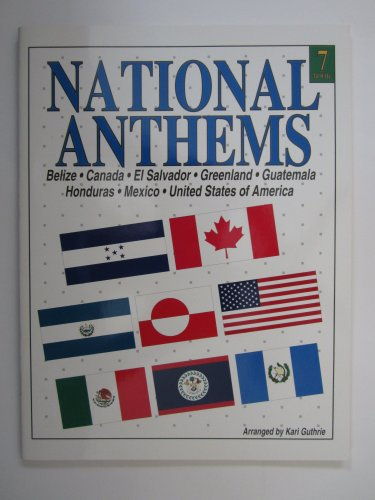 National Anthems Book Seven: The American Set: Guthrie, Kari H.