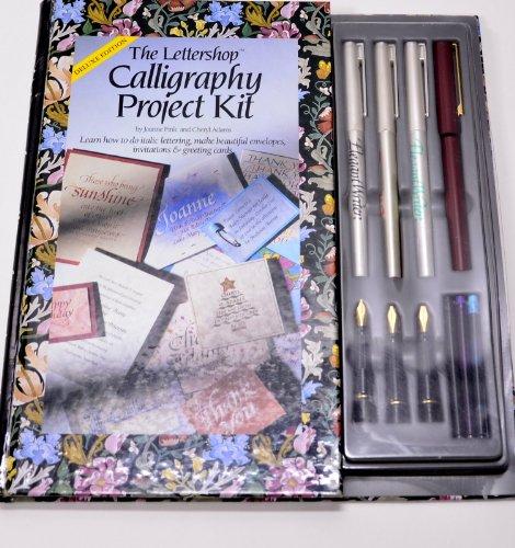 9780963153227: Calligraphy Project Kit (Speedball)