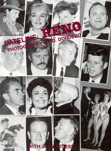 Dateline Reno [SIGNED}: Dondero, Don