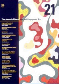 The Journal of Decorative and Propaganda Arts: Pamela (editor) Johnson