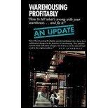 Warehousing Profitability: A Manager's Guide. An Update: Ackerman, Ken