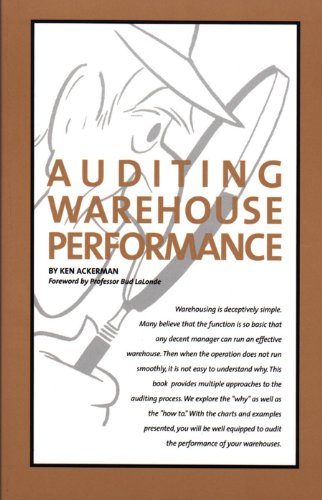 9780963177681: Auditing Warehouse Performance