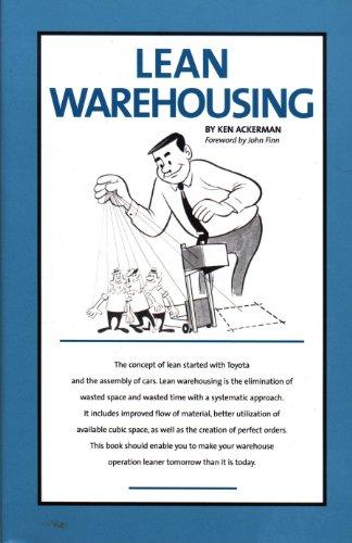 9780963177698: Lean Warehousing
