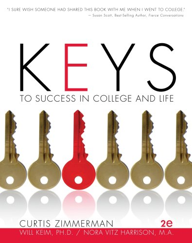 9780963183484: Keys to Success in College and Life, 2nd Edition
