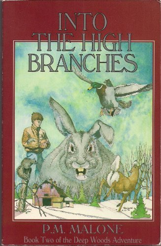 9780963195715: Into the High Branches (Deep Woods Adventure)