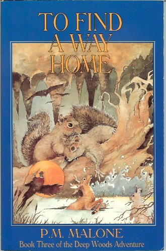9780963195722: To Find a Way Home (Deep Woods Adventure ; Bk. 3)