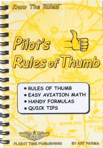 9780963197344: Pilot's rules of thumb