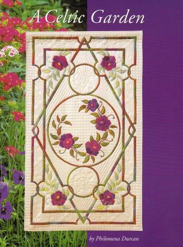 9780963198228: A Celtic Garden