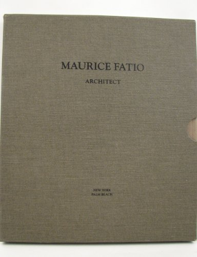 Maurice Fatio: Architect