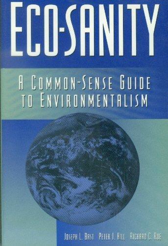 9780963202734: Eco-Sanity: A Common Sense Guide To Environmentalism
