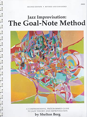 9780963208606: Jazz Improvisation: The Goal Note Method
