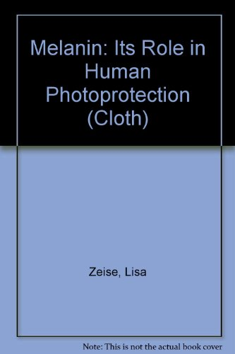 9780963210524: Melanin: Its Role in Human Photoprotection