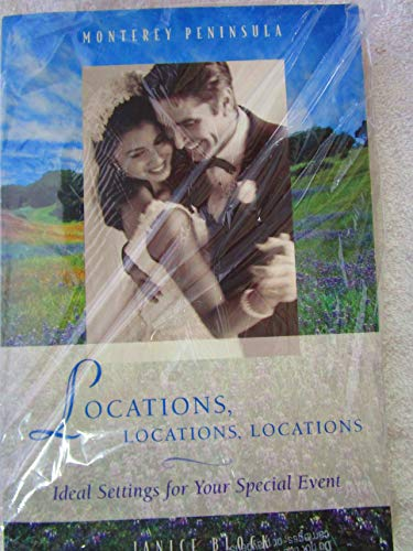 Locations, locations, locations: Ideal settings for your: Janice Block