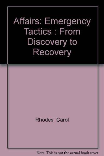 9780963230973: Affairs: Emergency Tactics