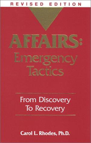 9780963230980: Affairs: Emergency Tactics