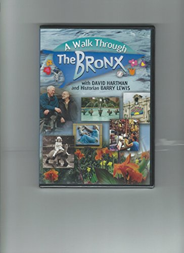 9780963248596: A Walk Through the Bronx - With David Hartman and Historian Barry Lewis