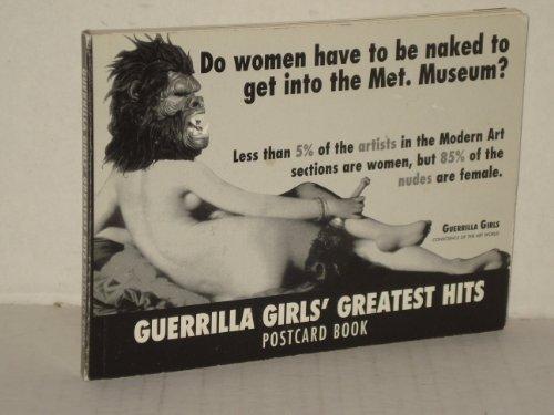 9780963254016: Guerrilla Girls Greatest Hits Postcard Book