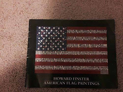 9780963258816: Howard Finster: American Flag Painting