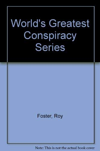 9780963259202: World's Greatest Conspiracy, Volume I